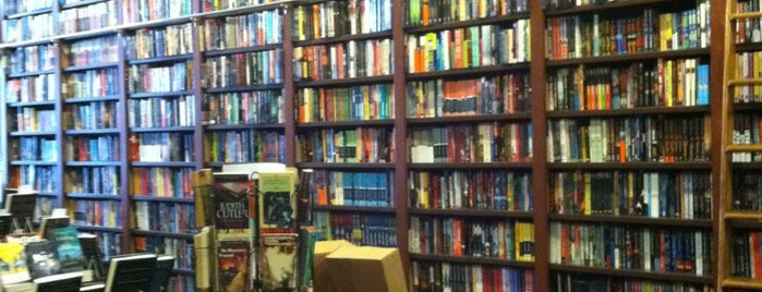 The Mysterious Bookshop is one of Best Independent Bookstores of NYC.