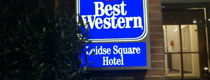 Best Western Leidse Square is one of Amsterdam.