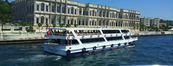 İstanbul Boğazı is one of İstanbul.