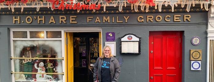 PJ O'Hare's Bar & Restaurant (The Anchor Bar) is one of The Good.