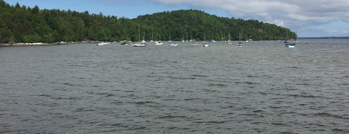 Shelburne Bay Park is one of Vermont.