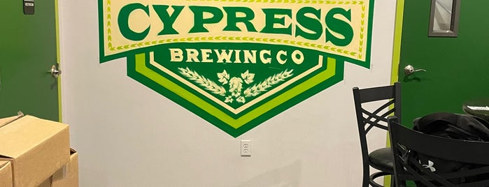 Cypress Brewing Company is one of New Jersey Breweries.
