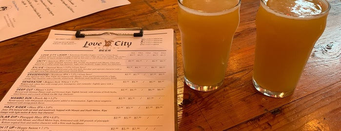 Love City Brewing is one of Simple Creatures.