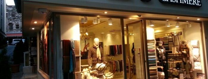 Silk & Cashmere - Kapalı Çarşı is one of สถานที่ที่บันทึกไว้ของ Yusuf.