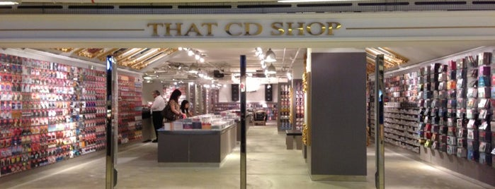 That CD Shop is one of Singapore Tour 2012.