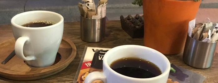 Vagabond Coffee Bar is one of Places You Can Go With Your Dog in Istanbul.