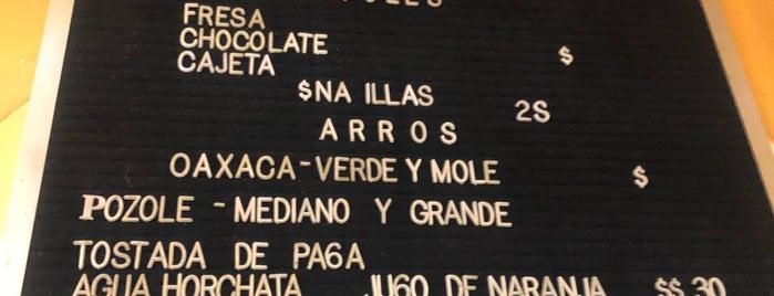 Tamales Edy is one of Comida.