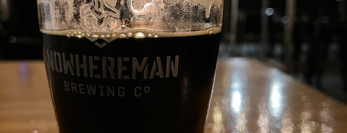 Nowhereman Brewing Co. is one of Down under.
