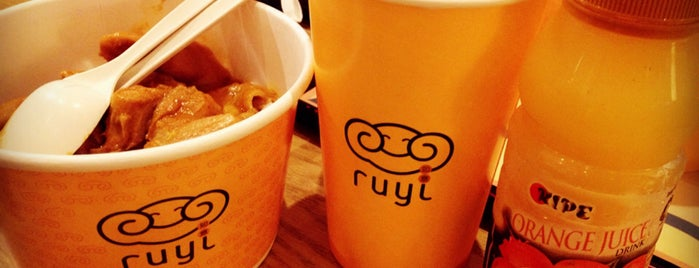 Ruyi is one of Check This Place.