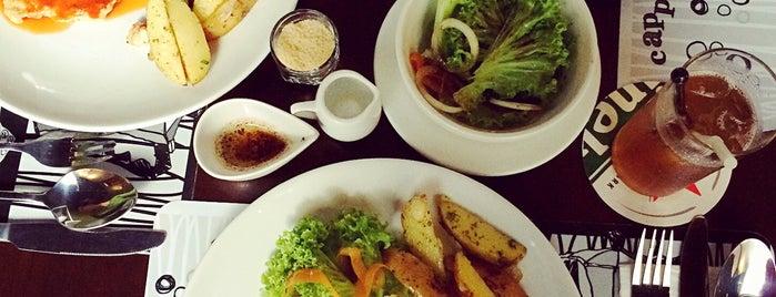 eu cuisine is one of Tempat yang Disukai Alyssa.
