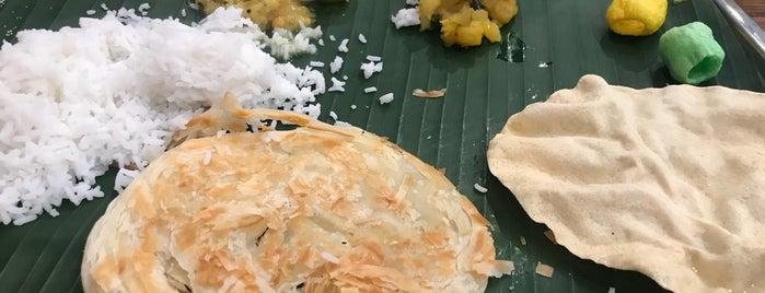 Kumar's South Indian Village Cuisine is one of Gespeicherte Orte von Seth.