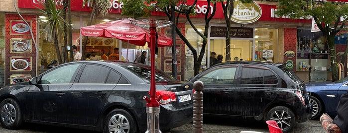 İstanbul Restaurant is one of Батуми: Есть.