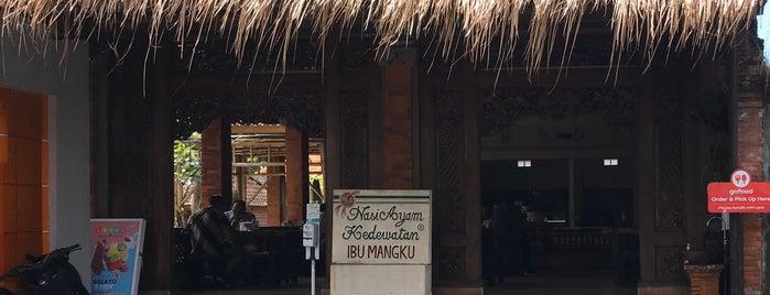 Nasi Ayam Kedewatan Ibu Mangku is one of Must-visit Food in Bali.