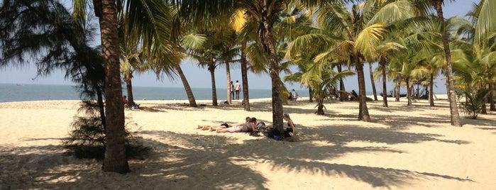 Marari Beach is one of Idegenben.