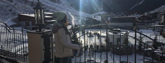 Hotel Alpenhof is one of Ski.