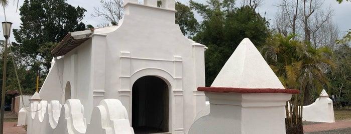 Ermita del Rosario is one of Lugares guardados de Diego.