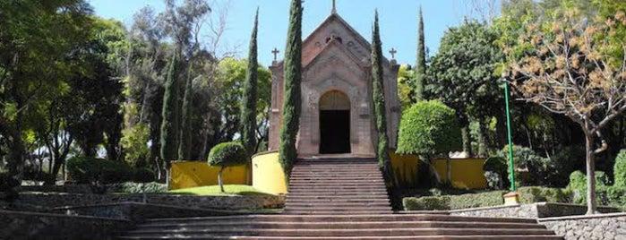 Museo Cerro de las Campanas is one of Queretaro San Miguel.