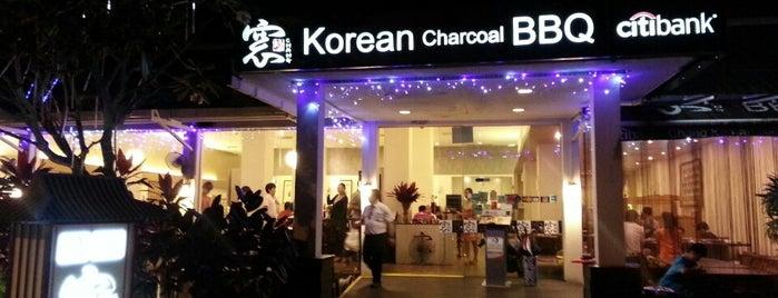 Chang Korean BBQ is one of Shirley'in Beğendiği Mekanlar.