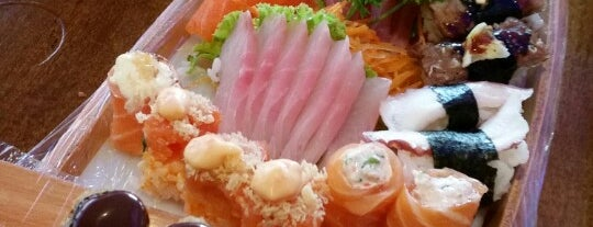 Yosugiru Sushi is one of Restaurantes.
