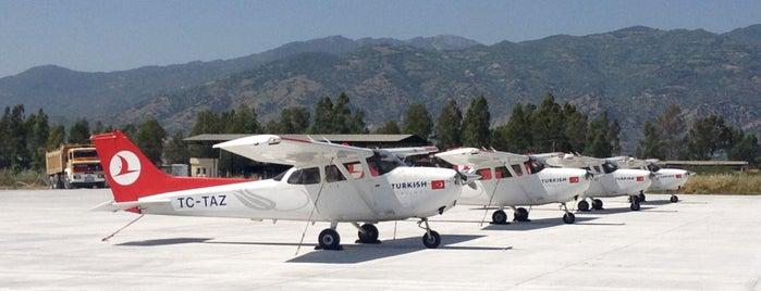 Aydın Çıldır Havaalanı (CII) is one of Lieux qui ont plu à Faruk.