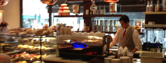 Patisserie Valerie is one of Reading coffeeshops 🇬🇧.
