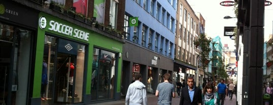 Pretty Green is one of Left In London.