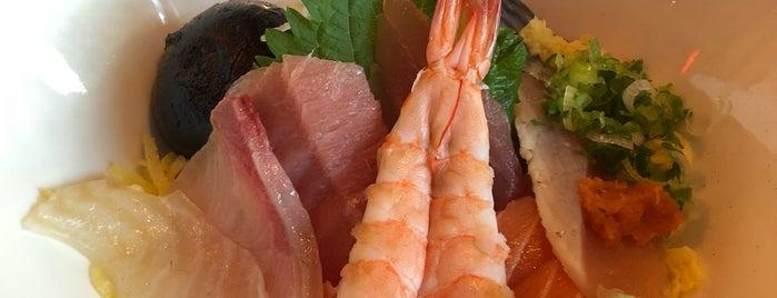 Sushi Kai is one of Silicon Valley Eats.
