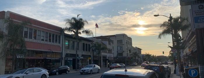 Old Town Pasadena is one of สถานที่ที่บันทึกไว้ของ Joshua.