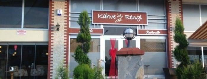 Kahve Rengi Cafe is one of yapacakların.