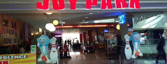 Joy Park is one of Tempat yang Disukai Neco.