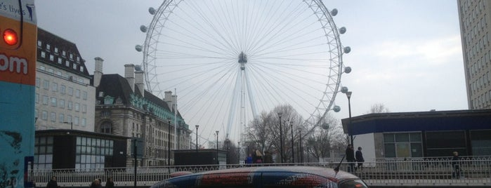 London Eye 4D Experience is one of United Kingdom.