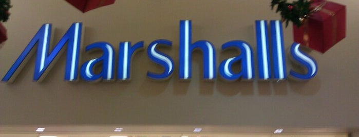 Marshalls is one of Locais curtidos por Amaury.