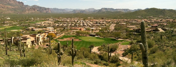 Gold Canyon Golf Resort And Spa is one of AT&T Wi-Fi Hot Spots - Hospitality Locations.