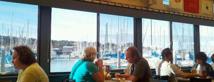 Sandbar & Grill is one of Monterey.