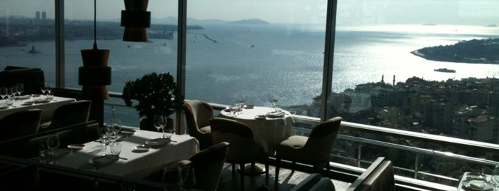 Raika is one of Top 100 | Istanbul's Best Cafe, Bar & Restaurants.