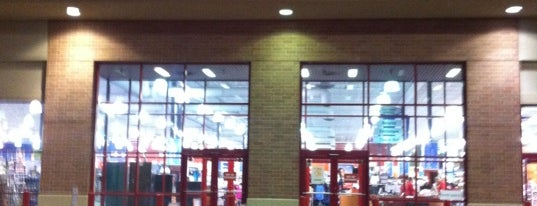 Sports Authority is one of Nathan's Saved Places.