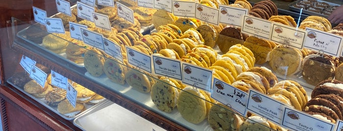 Mary's Mountain Cookies is one of Breckinridge.