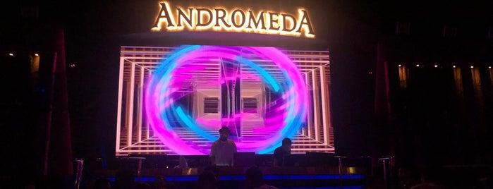 Andromeda is one of Oğuzhan 님이 좋아한 장소.