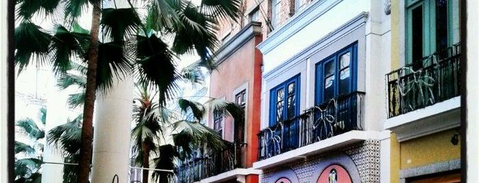 Rua do Rio is one of Melhores Restaurantes e Bares do RJ.