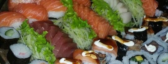Nakayama Sushi is one of nihonryori.