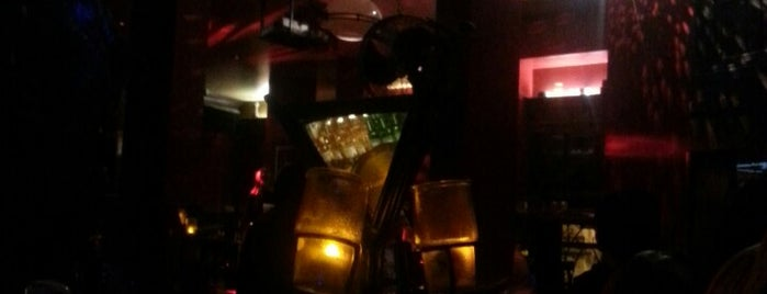 Le Grand Café is one of Brussels Jazz Marathon (68 spots).