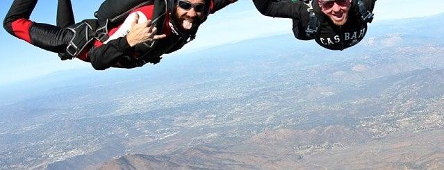 Skydive San Diego is one of Lieux qui ont plu à Marc.