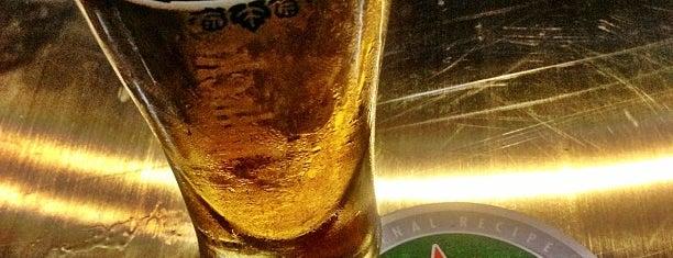Heineken Bar is one of สถานที่ที่ GloPau ถูกใจ.