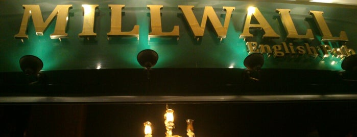 Millwall English Pub is one of Kadıköy.