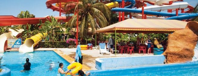 Aquaventuras Park by Dolphin Discovery is one of Viaje Vallarta.