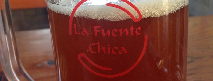 La Fuente Chica is one of Picadas Pequeñas.
