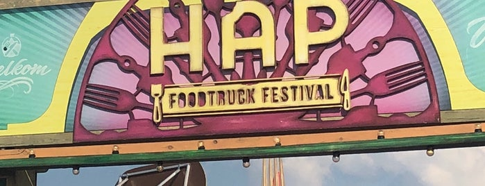 Food Truck Festival HAP is one of Belgium / Events / Food Festivals.