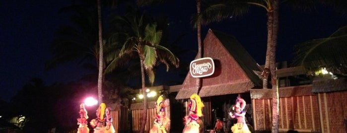 "Germaine's Luau is one of ""Diners, Drive-Ins & Dives"" (Part 1, AL - KS)."