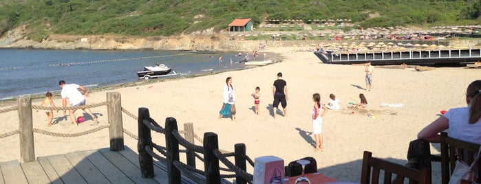 Uzunya Beach Restaurant is one of Selin 님이 좋아한 장소.
