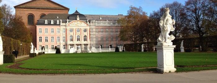 Kurfürstliches Palais is one of Around Rhineland-Palatinate.